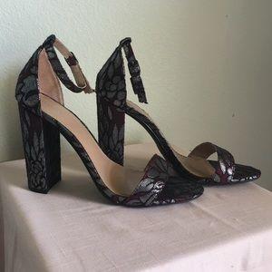 Merona Heeled Sandals